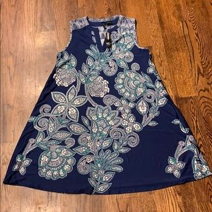 New Direction Floral Dress